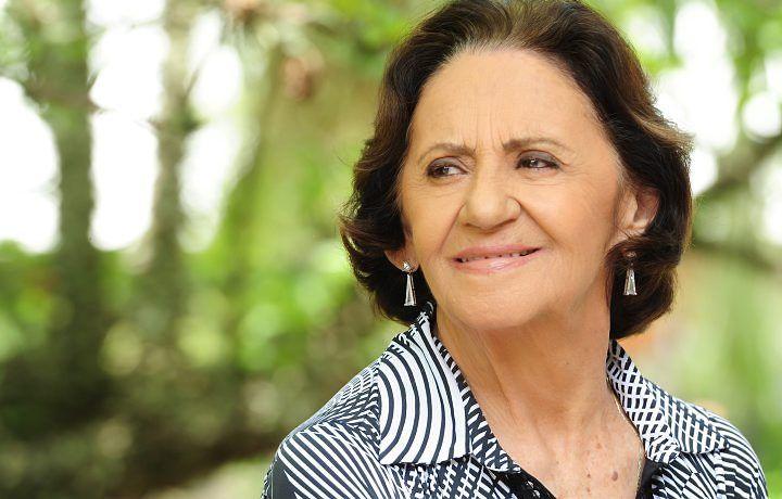 Laura Cardoso (Vídeo Show - Divulgação / TV Globo)